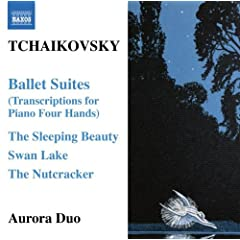 Tchaikovsky: Ballet Suites (Transcriptions for Piano Four Hands)