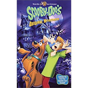 Scooby Doo's Original Mysteries