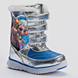 Disney Frozen Winter Boots Elsa & Anna - Light-up , Toddler Girls