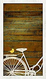 New View Bike & Bird Magnetic Board 24x14 inches (01-HV-13206)