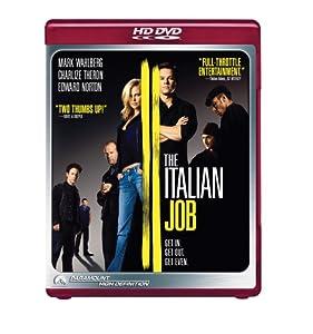The Italian Job [HD DVD] [2003] [US Import]