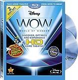 Disney WOW: World of Wonder [Blu-ra