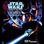 Star Wars: Legacy of the Force #7: Fury (       ABRIDGED) by Aaron Allston Narrated by Marc Thompson
