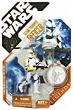 Star Wars 30th Anniversary Saga Legends Clone Trooper Officer Action Figure