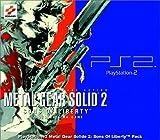 echange, troc PlayStation 2 + Metal Gear Solid 2