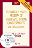 img - for Knowledge-Based Audits of State and Local Governments with Single Audits (w/CD-ROM), 2009 book / textbook / text book