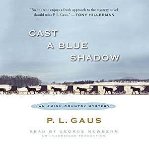 Cast a Blue Shadow Audiobook