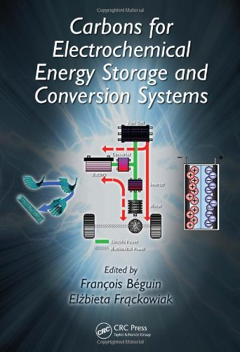 Carbons For Electrochemical Energy Storage And Conversion Systems (Advanced Materials And Technologies)