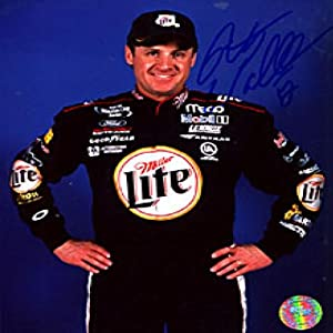 Rusty Wallace Autographed Signed 8x10 Photo by Memorabilia