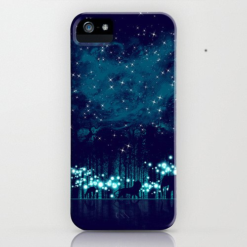 Society 6 ソサエティシックス iPhone 5 Case / Cosmic Safari