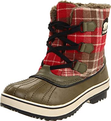 Sorel Women's Tivoli Dark Olive Boot