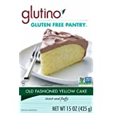 Gluten Free Pantry Old Fashioned Cake and Cookie Mix, 15 Ounce -- 6 per case. ~ The Gluten-Free Pantry