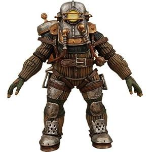 NECA Bioshock 2 Series 2 Ultra Deluxe Action Figure Big Daddy Rosie