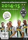 DVD & Blu-ray - Borussia M�nchengladbach - Die Highlights der Supersaison 2014/2015 (2 DVDs)