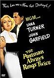 郵便配達は二度ベルを鳴らす 特別版 (1946年版) [DVD]