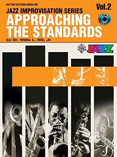 Approaching the Standards (Jazz Improvisation Series)