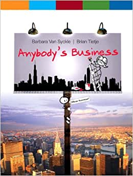 Anybody's Business Plus 2014 MyBizLab With Pearson EText -- Access Card Packge