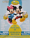Disney Micky and Minnie Mouse Egg Decorating Kit