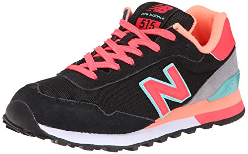 new-balance-classic-traditionnels-black-pink-womens-trainers-size-4-uk