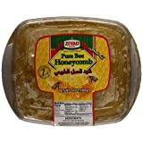 Ziyad All Natural Pure Bee Honeycomb, 14 Ounce (Pack May Vary) (Tamaño: Pack - 1)
