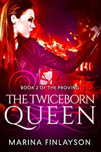 The Twiceborn Queen by Marina Finlayson ebook deal
