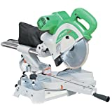 Hitachi C10FSB 12 Amp 10-Inch Dual Bevel Sliding Compound Miter Saw
