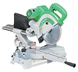 Hitachi C10FSB 12 Amp 10 -Inch Dual Bevel Sliding Compound Miter Saw