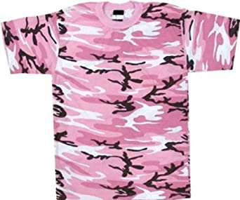 Pink Camo T-Shirt (XLRG)