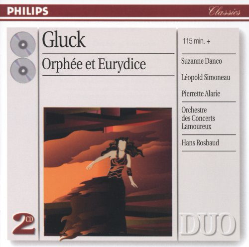 """Gluck: Orfeo ed Euridice (Orphée et Eurydice) - Sung in French/Original Paris version for tenor (1774) / Act 1 - No.12 Récit: """"Divinités de l'Achéron"""" (Paris Version 1774)"""
