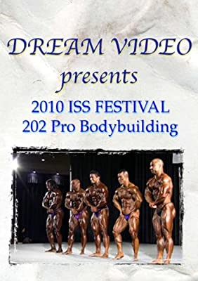 2010 ISS Festival 202 Pro Bodybuilding