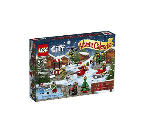 LEGO City Town 60133 Advent Calendar Building Kit (290 Piece) by LEGO (Buildings Calendar compare prices)