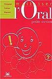 echange, troc Blochet - Maîtriser l'oral pedagogie pratique ps