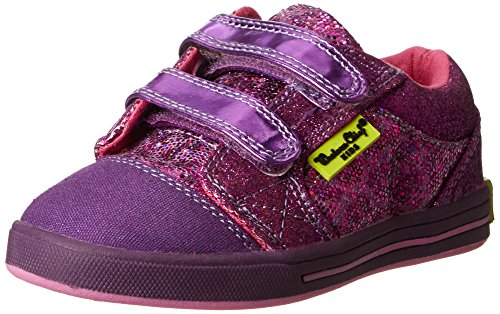 Western Chief Glam Kitty Sneaker (Toddler/Little Kid),Purple,9 M Us Toddler front-781792