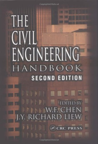 The Civil Engineering Handbook, Second Edition (New Directions In Civil Engineering)