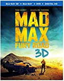 Mad Max: Fury Road (Blu-ray 3D + Blu-ray + DVD +UltraViolet)