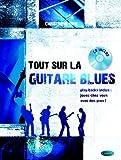 Rime Christophe Tout Sur La Guitare Blues Guitar Book/Cd