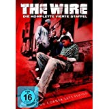 The Wire - Die komplette vierte Staffel 5 DVDs