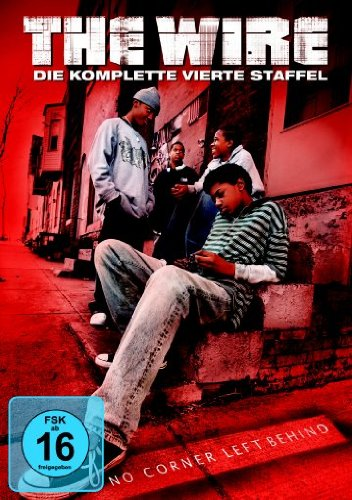The Wire - Die komplette vierte Staffel [5 DVDs]