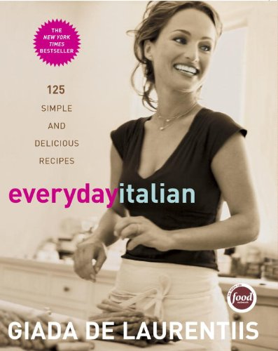 Everyday Italian: 125 Simple And Delicious Recipes front-832660