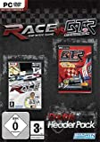 RACE vs. GTR PC 2 in 1 Double Header Pack
