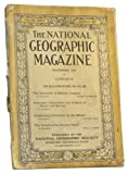 img - for The National Geographic Magazine, Volume XXXVI, Number Six (December, 1919) book / textbook / text book