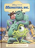 Monsters, Inc. Read-Aloud Storybook (Spanish) (Spanish Edition)