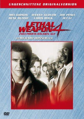 Lethal Weapon 4 - Zwei Profis räumen auf (Ungeschnittene Originalversion) [Director's Cut]