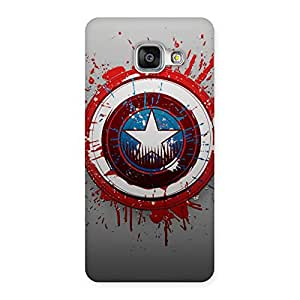Special Bloodsheilds Back Case Cover for Galaxy A3 2016