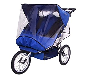 Tike Tech Double T Stroller - Blue