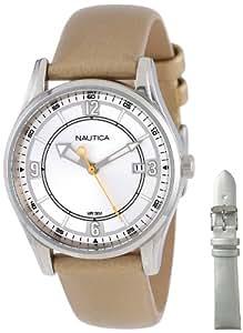 Nautica Women's N11615M NCT 500 Classic Analog Casual Watch