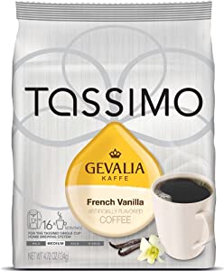 Gevalia Kaffe French Vanilla Coffee from Kraft Foods
