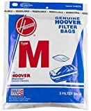 Hoover Type M Bag (3-Pack), 4010037M