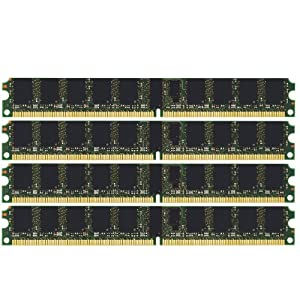 16GB (4x4GB) Dell PowerEdge SC1425 Memory RAM ECC REG