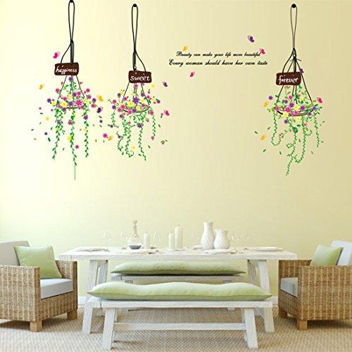 cesta-de-flores-hojas-verdes-adhesivo-decorativo-para-pared-casa-de-vinilo-extraible-papel-pintado-d